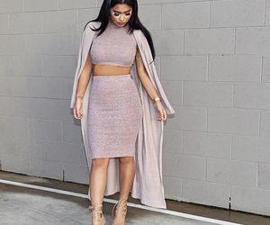 dress, fashion, and skirt image