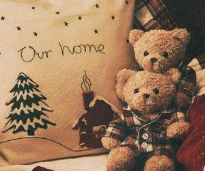 home, christmas, and holiday image