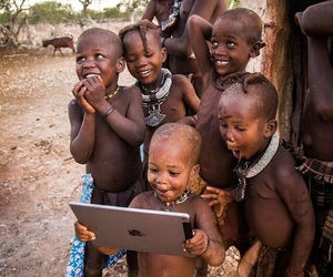 kids, child, and africa image