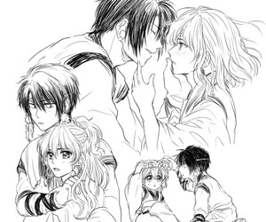 anime, son hak, and any image