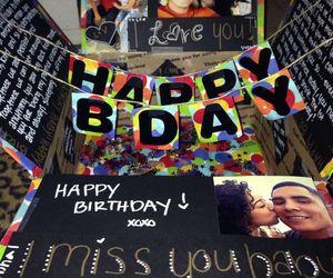 birthday, gift, and diy image