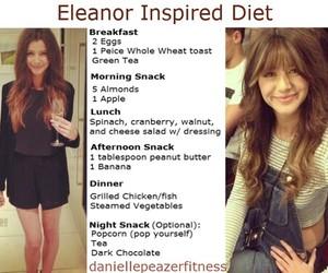 eleanor calder and diet image