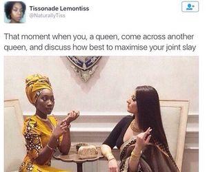 slay, Queen, and queens image