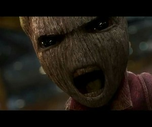 groot, guardians of the galaxy, and guardianes de la galaxia image