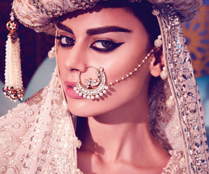 fashion, indian, and style image