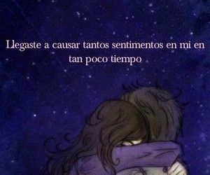amor, frases, and distancia image