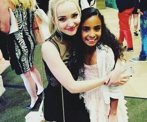 fan and dove cameron image