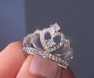 ring, crown, and goals image