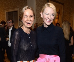cate blanchette and brie larson image