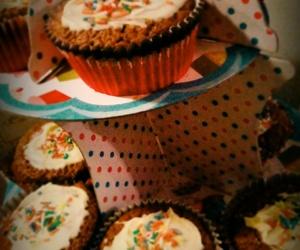 yummy cupcakes cute image