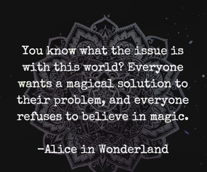 alice in wonderland, wallpaper, and iphone image