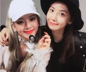 snsd, hyoyeon, and yoona image