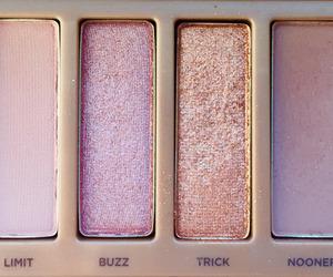 makeup, make up, and pink image
