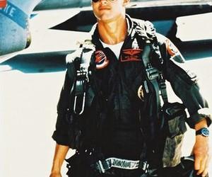 Tom Cruise, top gun, and pilot image