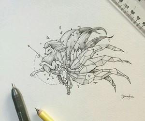 tattoo, animal, and pretty image