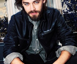 the walking dead, tom payne, and twd image