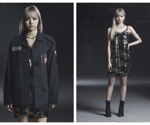 fashion, kpop, and blackpink image