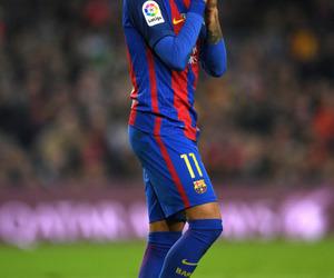 fc barcelona, fcbarcelona, and neymar image