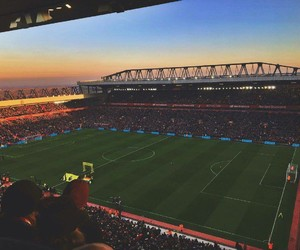 football and anfield image