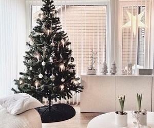 christmas, christmas tree, and happy image