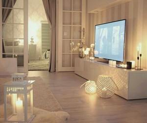 home and light image