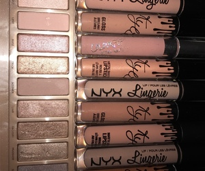 lipstick, urban decay, and kylie image