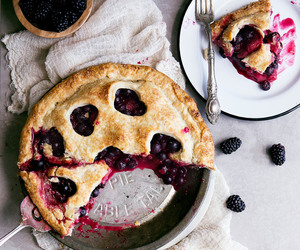 pie, food, and cake image