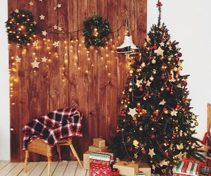 beautiful, christmas, and tree image