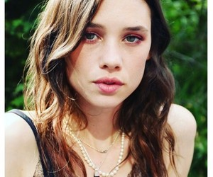 woman and astrid berges frisbey image