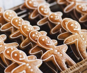 christmas, food, and Cookies image