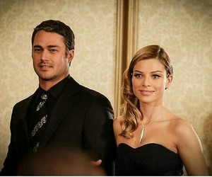chicago fire, severide, and Kelly image