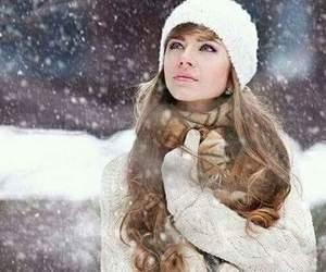 cozy, snow, and fashion image