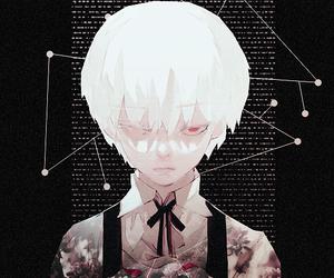 anime, kaneki ken, and prince image