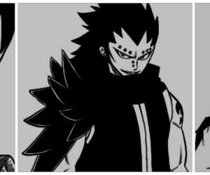 fairy tail, love anime, and gajeel and levy image