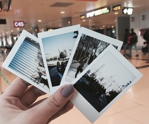 airport, memories, and miss image