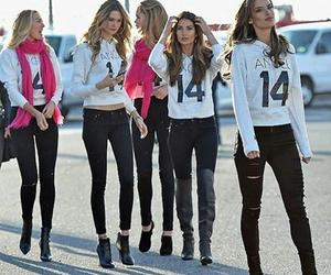 Victoria's Secret, angels, and model image