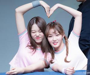 kpop, pink, and ioi image