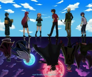 the devil is a part-timer and anime image