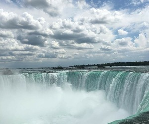 beautiful, canada, and niagara image