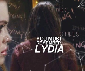 lydia martin and holland roden image