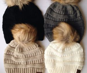 fashion, winter, and accessories image