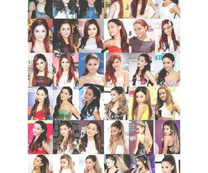 Collage, ariana grande, and years image