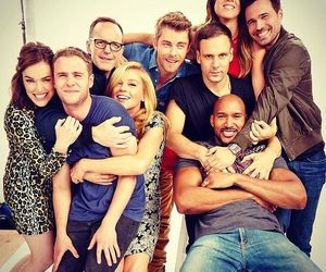 agents of shield, cast, and skye image