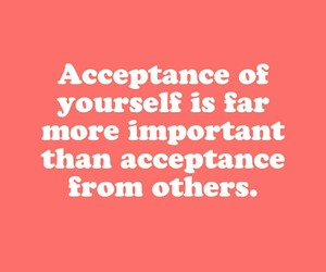 quotes, acceptance, and tumblr image