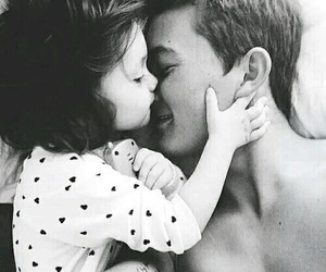 cute, baby, and family image
