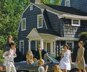 beautiful house, house, and preppy image