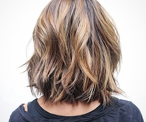 fashion, hair, and short hair image
