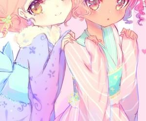 anime, beautiful girl, and sweet lolita image