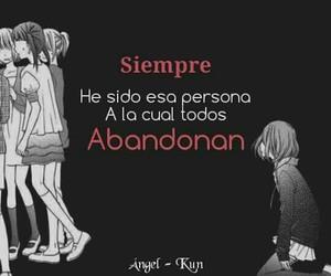 alone, manga, and sad image