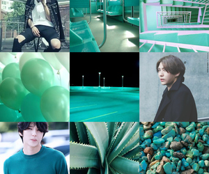 aesthetic, green, and vixx image